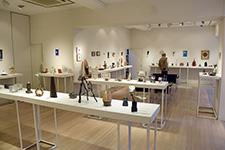 ミニ彫刻展2018